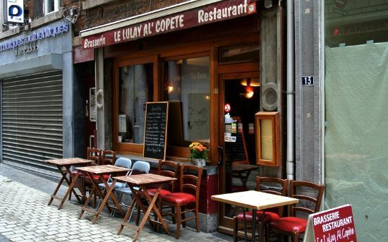 Le Lulay - Al'Copete: Small restaurant near the cathedral