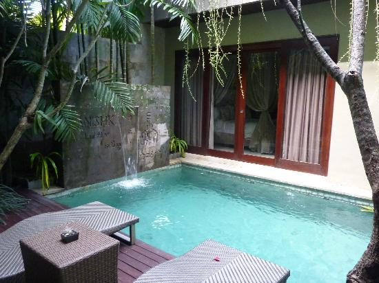 ‪‪Kanishka Villas‬: Private Pool‬