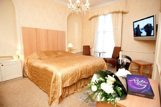 Grand St Leger Hotel: Room 104