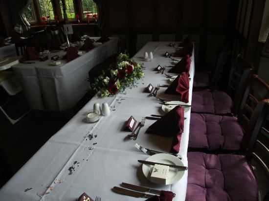 The Ball House: More restaurant