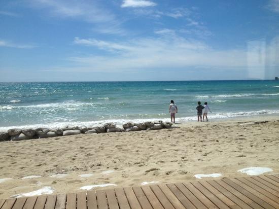 Lido Bacino Grande : bellissimo Aprile 2012
