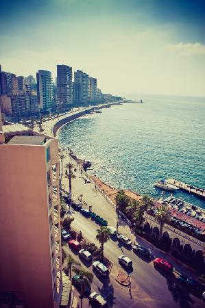 Le Vendome Beirut : Sydney's View