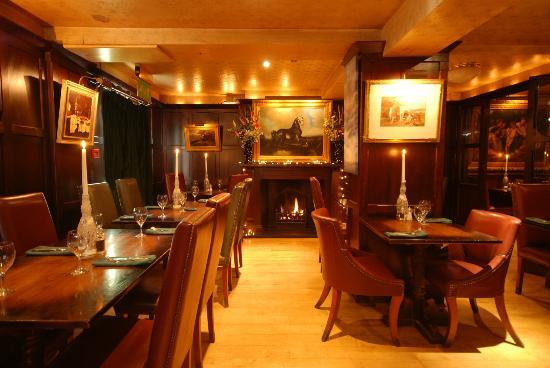 Interior - The Anglesea Arms: .