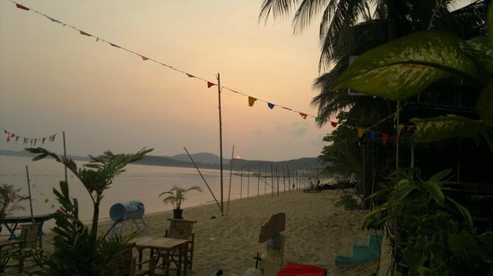 Calm Beach Resort Photo