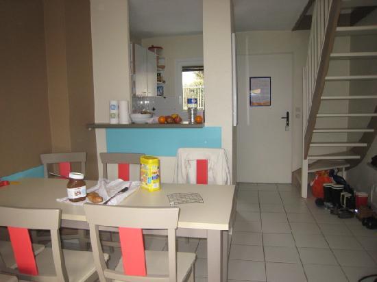 Dives-sur-Mer, Francia: le rez de chaussee