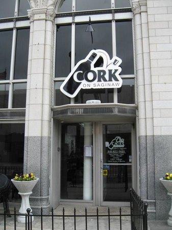 Cork on Saginaw