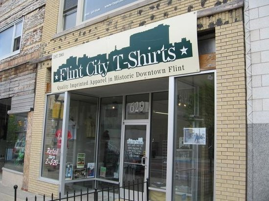 Flint City T-Shirts
