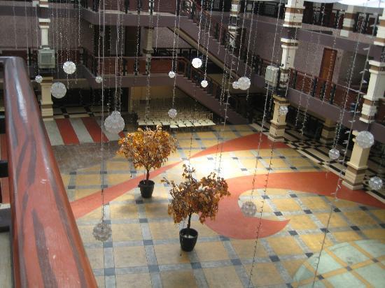 St Agatha Resort: Hotel Lobby