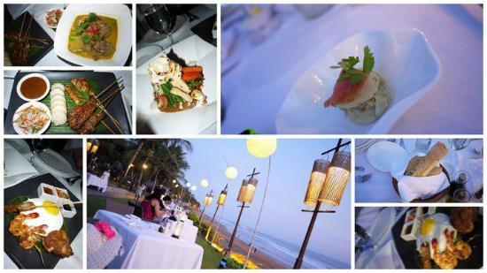 Breeze at The Samaya Seminyak: Food - We pick asian food
