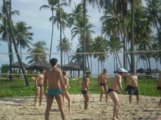 Iberostar Praia do Forte: voley de praia