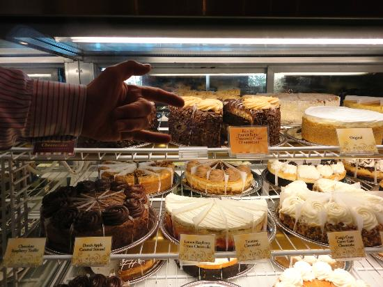 The Portion Sizes Picture Of The Cheesecake Factory