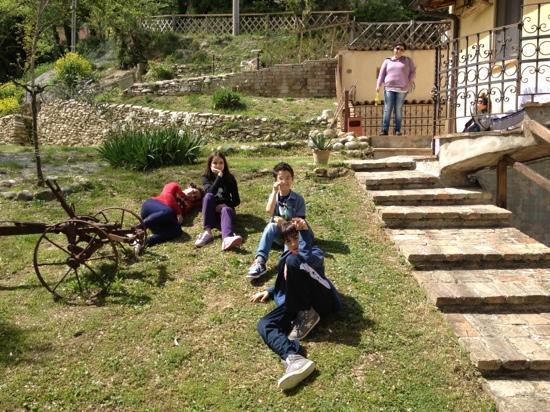 Country House Ca' Vernaccia: dopo pranzo