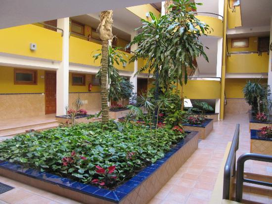 Colon II Apartments : Inside hotel