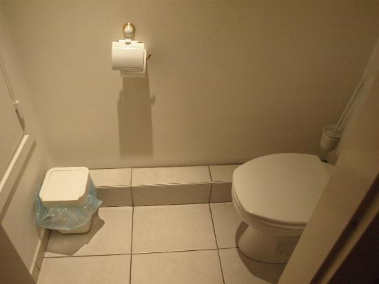 Aparthotel Brussels Midi: toilette