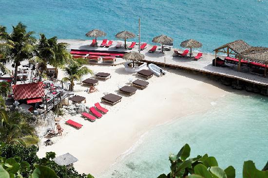 La Toubana Hotel & Spa: La plage