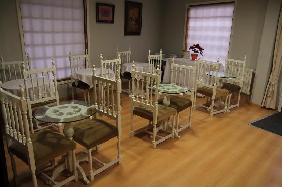 Tres Carabelas Hotel-Residencia: comedor desayunos