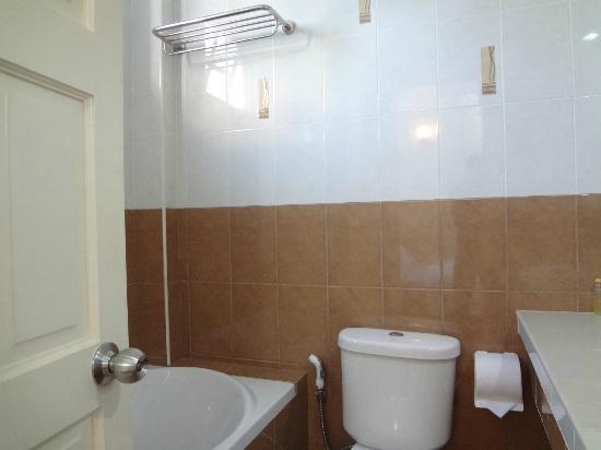 Airport Alba Inn : Bathroom