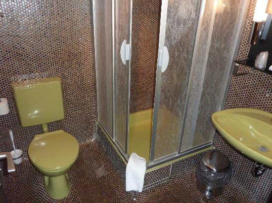 Serways Hotel Bruchsal West: Cuarto de baño