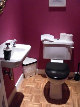 La Casa BXL: toilette
