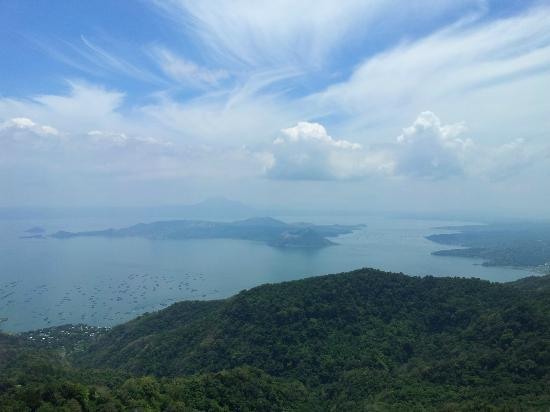 The Lake Hotel Tagaytay: View