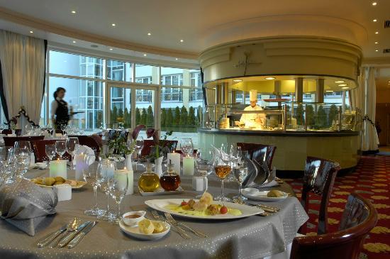 Bilder Calla Restaurant Hotel Steigenberger Bad Worishofen