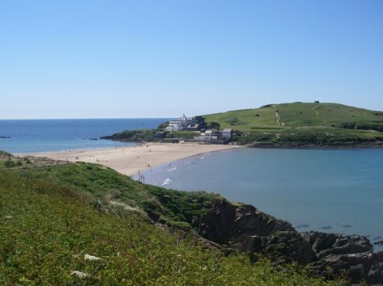 Burgh Island And Sand Causeway Picture Of Parkdean
