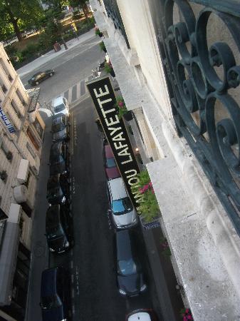 BEST WESTERN Anjou Lafayette Opera: biew
