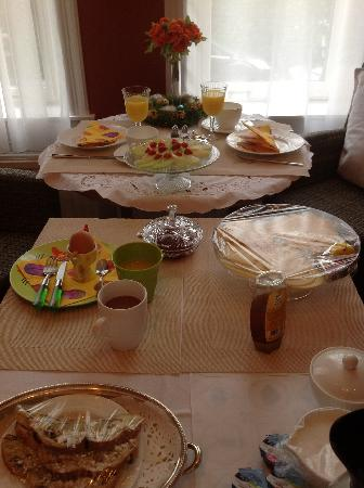 Vondel View B&B: Best Brakfast