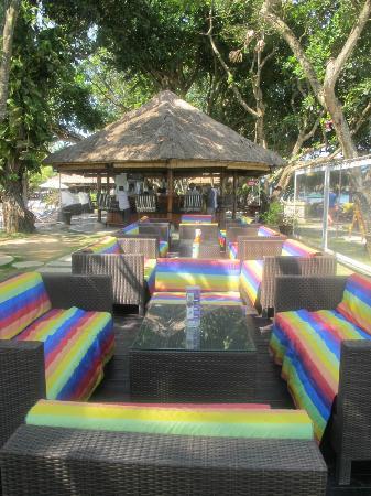 Prama Sanur Beach Bali: Bamboo Bar