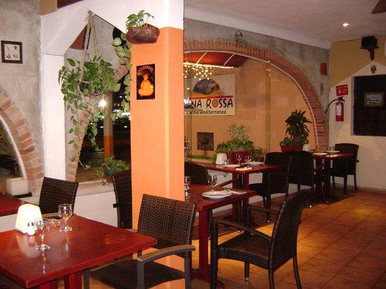 Pizzeria Luna Rossa: Luna Rossa Cancun
