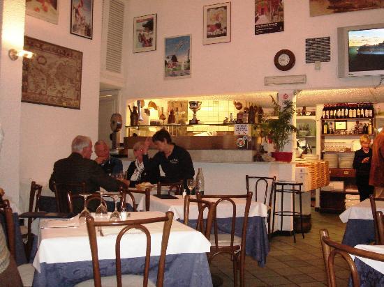 Ristorante Pizzeria Dal Baffo: the woman who makes the #1 Tiramisu