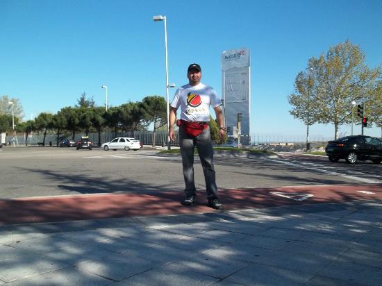 Novotel Madrid Campo de las Naciones: AFUERAS DEL HOTEL