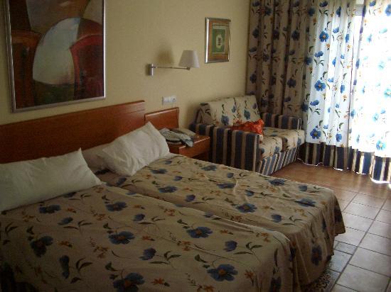 Hotel Cotillo Beach: Chambre double