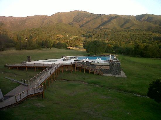Tres Pircas Hotel & Spa: Vista desde la Habitación