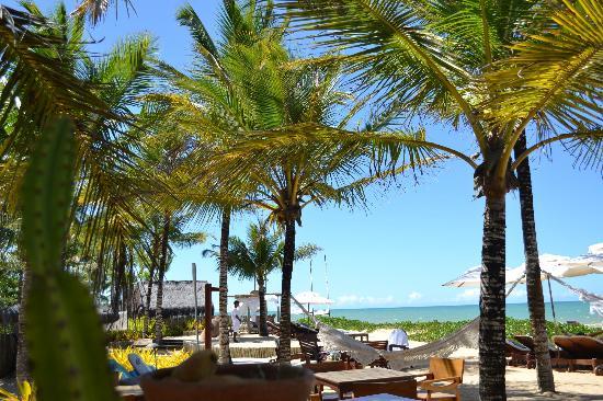 Villas de Trancoso Hotel: Clima calido