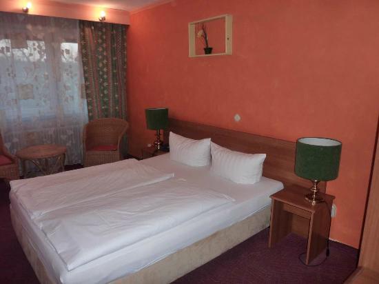 Luxor Hotel: Habitación
