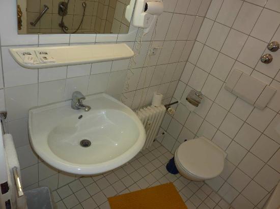 Luxor Hotel: Baño