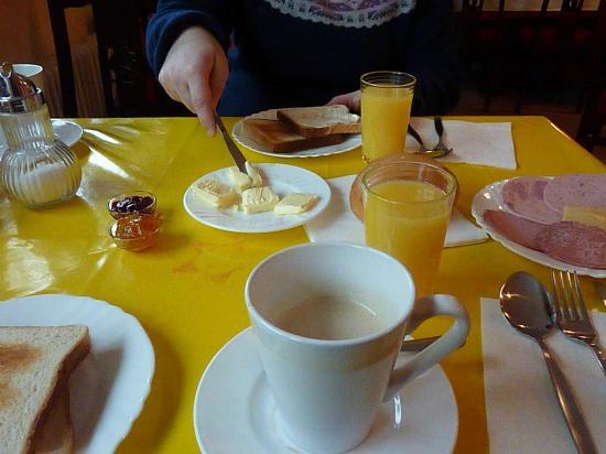 Luxor Hotel: Desayuno