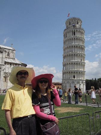 City Sightseeing Pisa: Pisa Tower