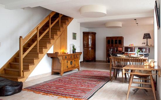 Casa Soussou: living room