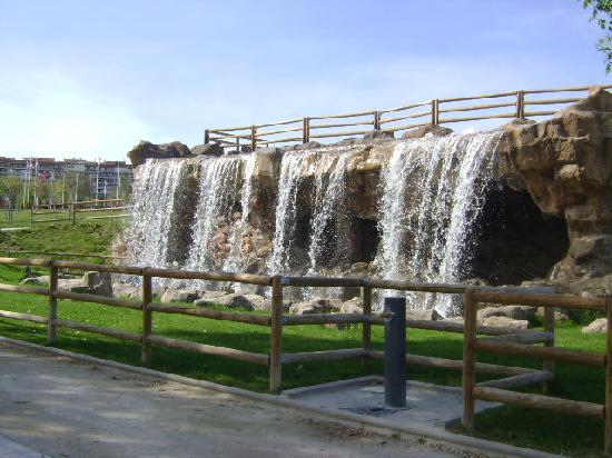 Parque europa torrej n de ardoz madrid fotograf a de - Spa torrejon de ardoz ...