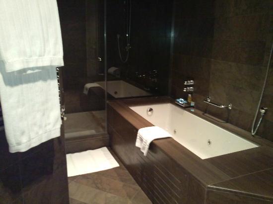 El Palace Hotel: ジャグジー付です