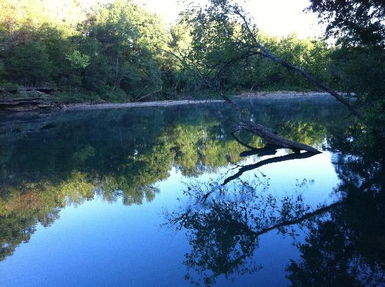 Turner Bend Outfitters: The Mulberry has such a distinctive water color...opal.