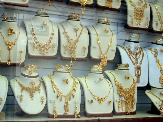 Meena Bazaar: Intricate designs