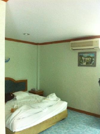 Chaokoh Phi Phi Lodge: chambre