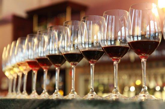 Dégustation de vins à Paris
