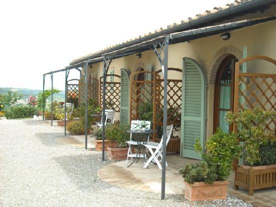 Antico Borgo il Cardino: Superior rooms