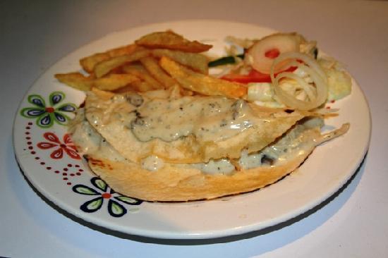 Taganga Dive Inn: Comida fresca y deliciosa