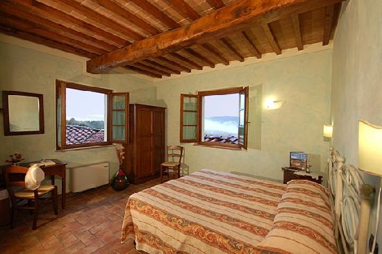 Antico Borgo il Cardino: Standard room