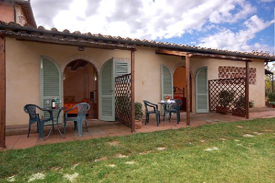 Antico Borgo il Cardino: Superior room